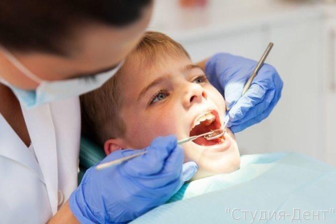 Шатается коренной зуб у ребенка что делать
